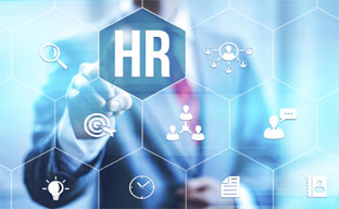 نظام ادارة الموارد البشرية 4 | شركة الأفق الرقمي - DIGITAL HORIZON | برامج حلول الأعمال